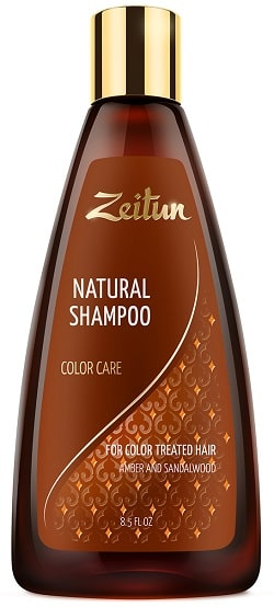 Zeitun Шампунь уход за окрашенными волосами с сандалом и амброй
